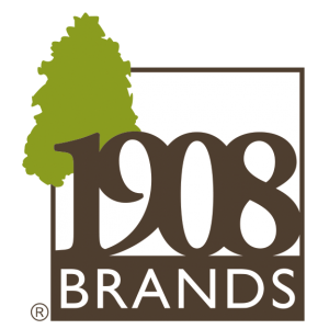 1908 Brands® logo